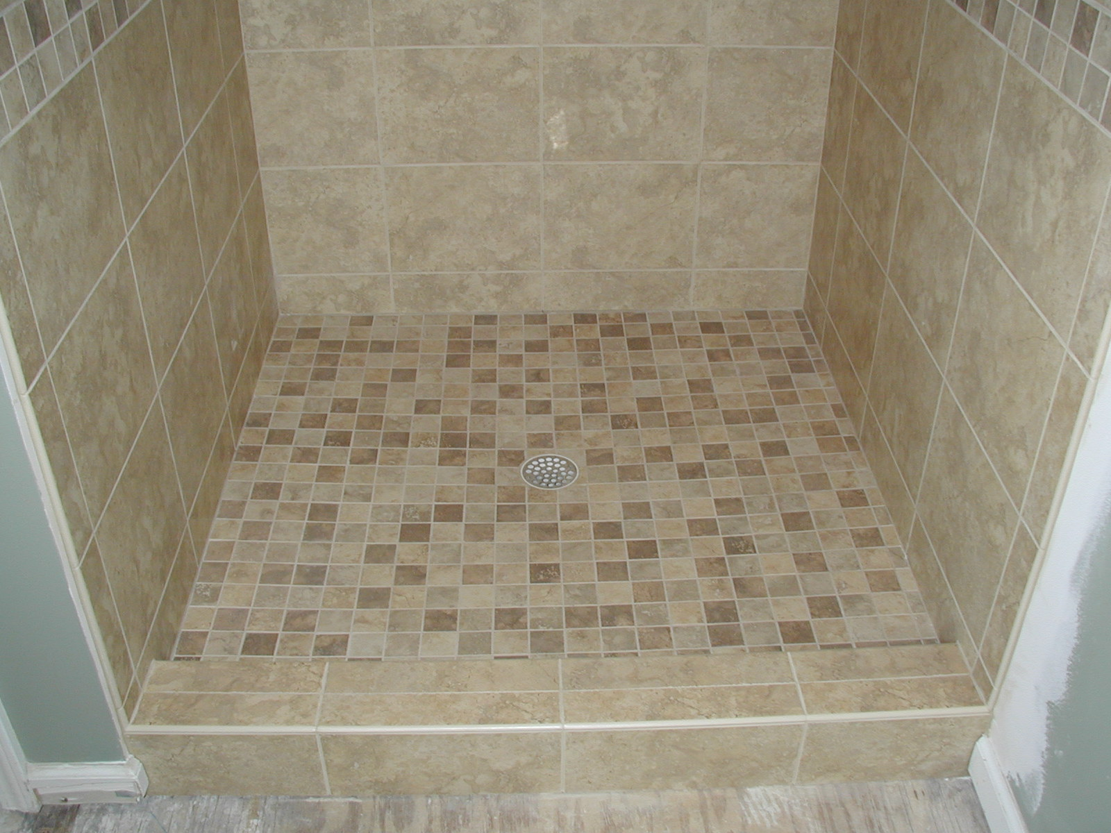 Cheme construction inc bathroom remodel Bathroom remodeling ideas shower stalls